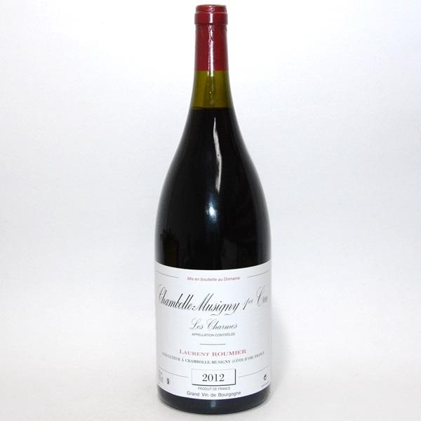 シャンボールミュジニープルミエクリュ レ シャルム マグナム[2012] 1500ml【ローラン ルーミエ】/フランスワイン/赤ワイン/ブルゴーニュワイン