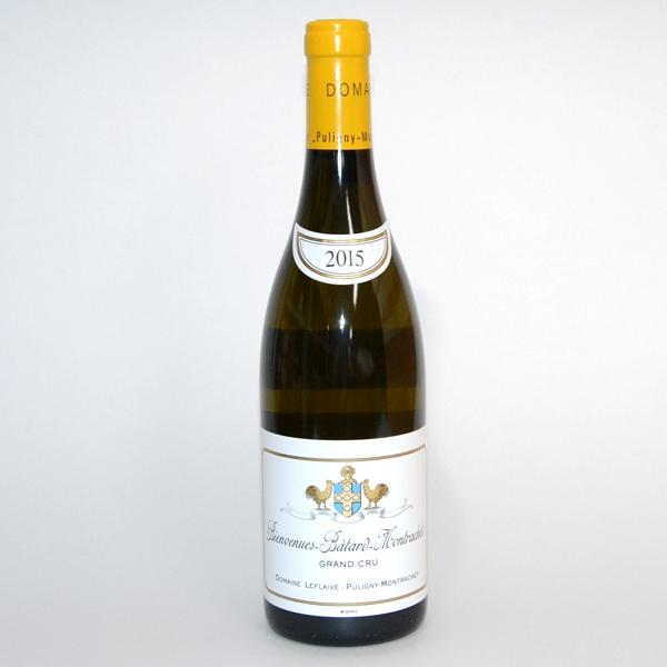 ビアンヴニュ バタール・モンラッシェ [2015] 750ml【ドメーヌ・ルフレーヴ】/フランスワイン/白ワイン/ブルゴーニュワイン/ルフレーブ