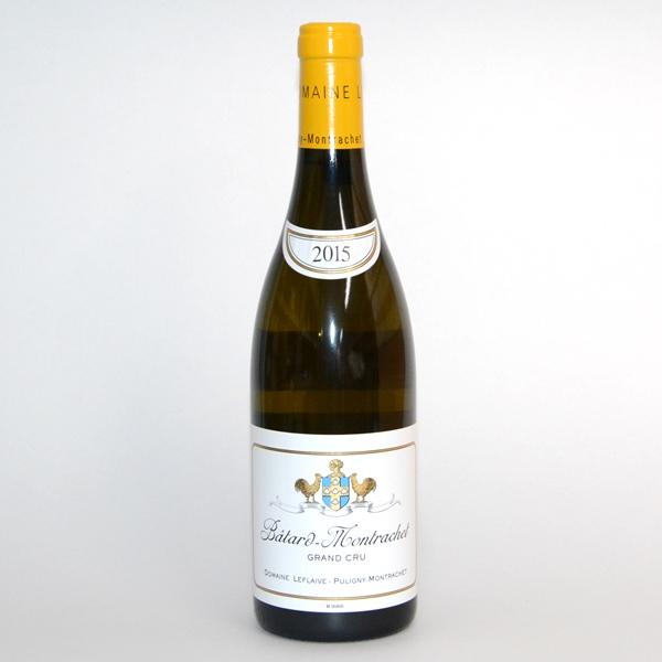バタール・モンラッシェ [2015] 750ml【ドメーヌ・ルフレーヴ】/フランスワイン/白ワイン/ブルゴーニュワイン/ルフレーブ