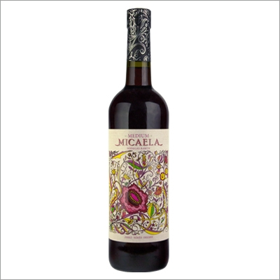 JEREZ 高額売筋 春の新作 シェリー バロン ミカエラ ミディアム 750ml 酒精強化 白ワイン ヘレス スペインワイン シェリー酒 甘味果実酒
