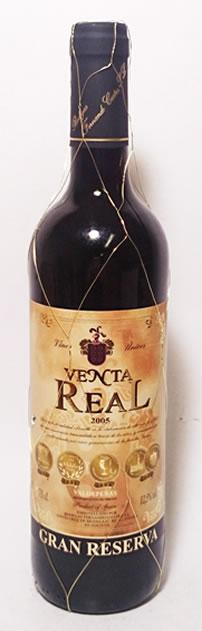 ヴェンタ レアル グラン レゼルバ ブランド品 750ml お気に入