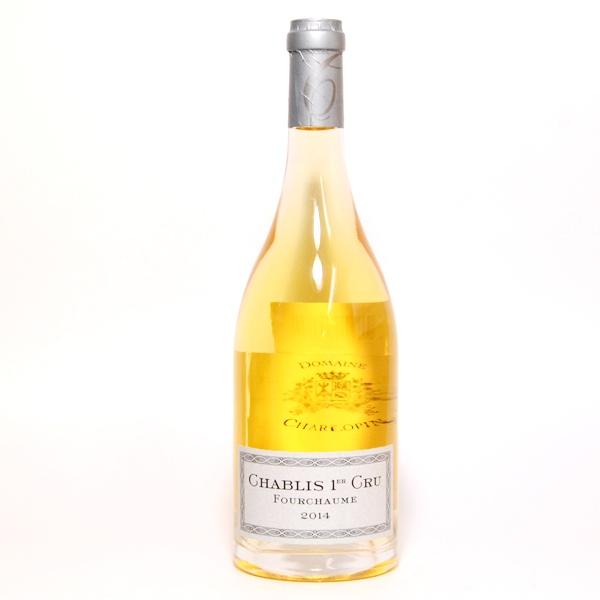 【フィリップ シャルロパン】シャブリ プルミエクリュ フルショーム [2017] 750ml/1er/フランスワイン/白ワイン/ブルゴーニュワイン/パリゾ