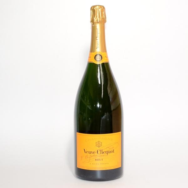 ヴーヴクリコ イエロー ブリュット マグナム 1500ml 正規品/泡/シャンパン/シャンペン/シャンパーニュ/フランスワイン/スパークリングワイン /