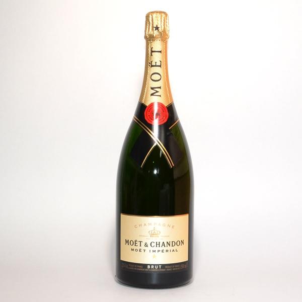 モエ・エ・シャンドン・ブリュット マグナム 1500ml 正規品/泡/シャンパン/シャンパーニュ/シャンペン/フランスワイン/スパークリングワイン /