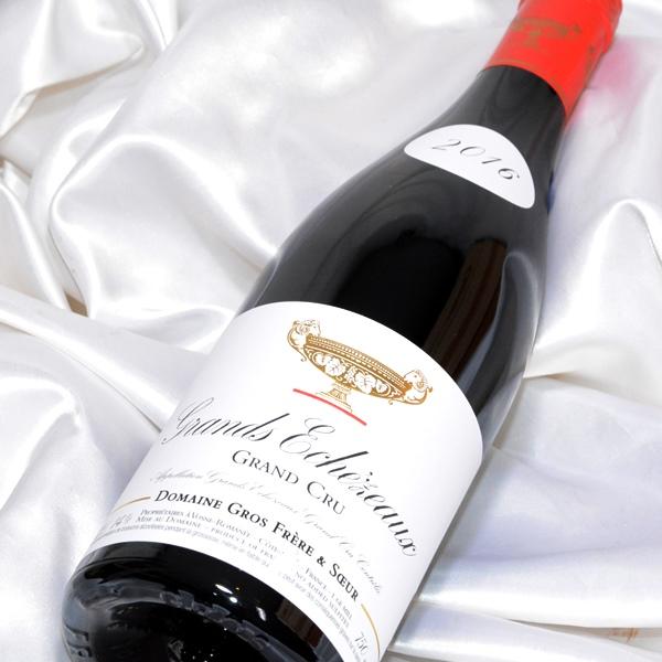 グラン エシェゾー G.C [2016] 750ml【グロ フレール エ スール】/赤ワイン/フランスワイン/ブルゴーニュワイン/F&S /