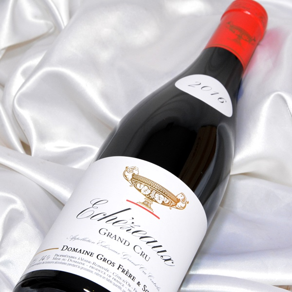 エシェゾー G.C [2016] 750ml【グロ フレール エ スール】/フランスワイン/赤ワイン/ブルゴーニュワイン/F&S /