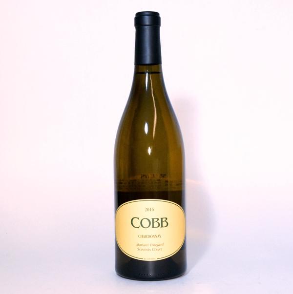 コブ・ワイン マリアーニ ヴィンヤード シャルドネ/ソノマコースト [2016] 750ml/白ワイン/アメリカワイン/カリフォルニアワイン/ソノマ/COBB/マリアニ