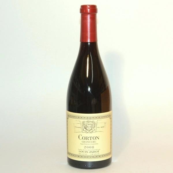 コルトン GC 【ルイ・ジャド】[2008] 750ml/フランスワイン/赤ワイン/ブルゴーニュワイン/グラン クリュ/プレゼント/ギフト 父の日