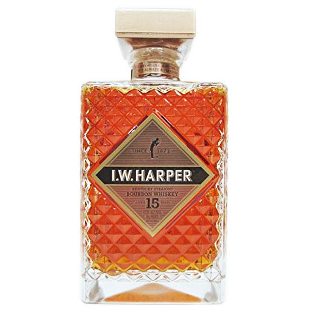 IWハーパー 15年 43°750ml /バーボン ウイスキー I・W・ハーパー