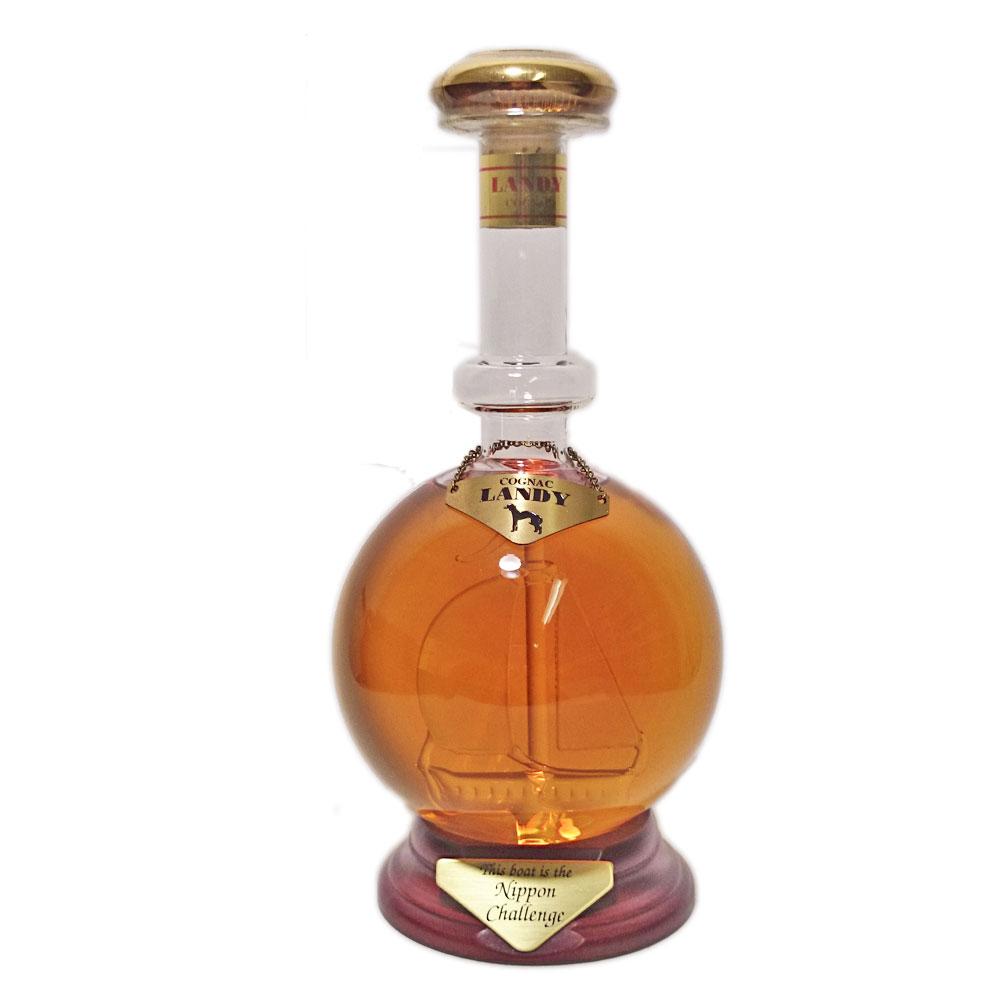 ランディ フェイマスシップ コレクション ニッポン チャレンジ 40° 500ml / cognac landy nippon challenge