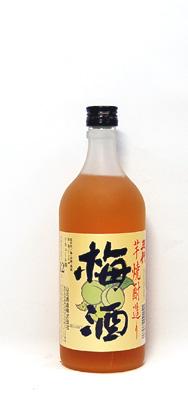 12本毎に送料無料(北海道・沖縄・東北・離島除く) 五代梅酒 芋焼酎造り 720ml【お取り寄せの場合があり、その際は7日ほどかかります】