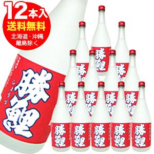 勝鯉(しょうり)芋焼酎 720ml×12本
