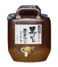 送料無料♪25度 さつまおごじょ 5升壷 (コック付)  芋焼酎