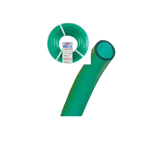散水ホース 超耐寒ホース パワロン50m巻き(コイル巻) 32×40-50m巻 グリーン(散水/ホース ガーデニング/ガーデニング ホース/散水ホース/コイル巻き/耐寒ホース/耐圧ホース)
