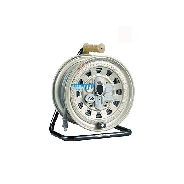 【送料無料】【ハタヤ】コードリール 温度センサー付き GT-301KXS(電工ドラム 延長コード 電源コード)(延長コード 電源コードリール 延長コードリール)