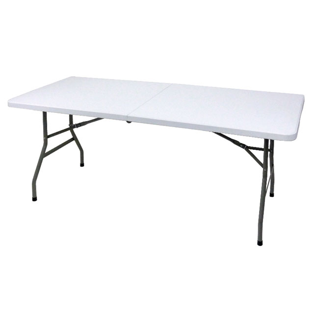 折りたたみ作業テーブル OST-180(ワークテーブル テーブル 作業台 折りたたみ式 折り畳みテーブル 折り畳み式テーブル プラスチック製 折り畳み ガーデン ガーデニング 折りたたみ 作業テーブル 持ち運び バーベキュー bbq アウトドア キャンプ オシャレ)