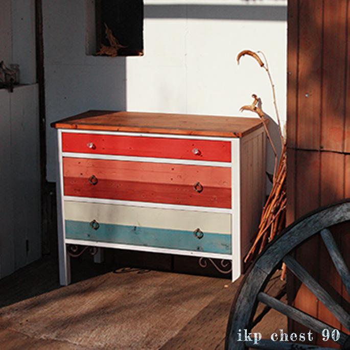 ikpチェスト(CHEST) IKP(イカピー) 古材収納家具 送料無料 デザインインテリア