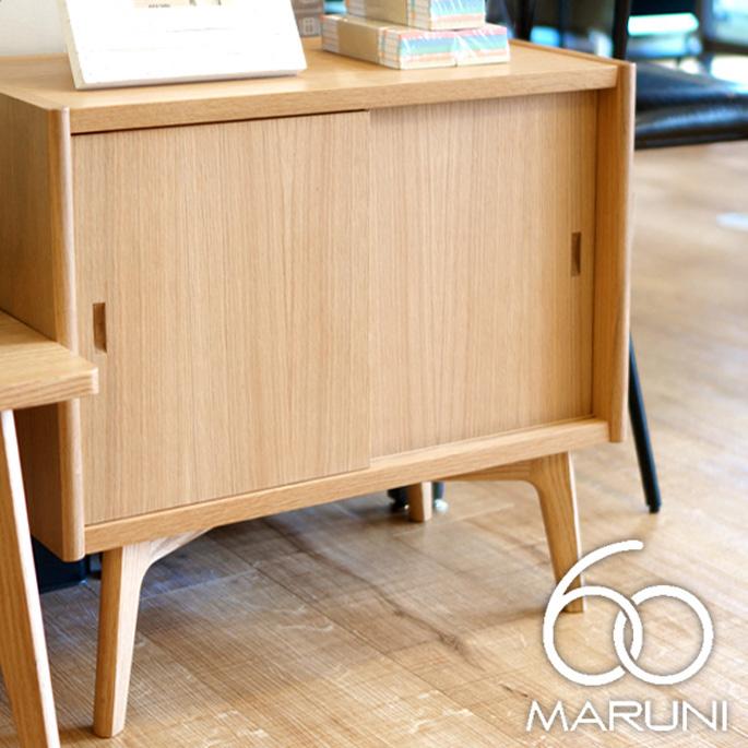 コンビネーション ウッドドアシェルフ63(Combination Wood Door Shelf 63) ナチュラル(Natural) マルニ60(MARUNI60) ロクマルビジョン(60VISION) ナガオカケンメイ