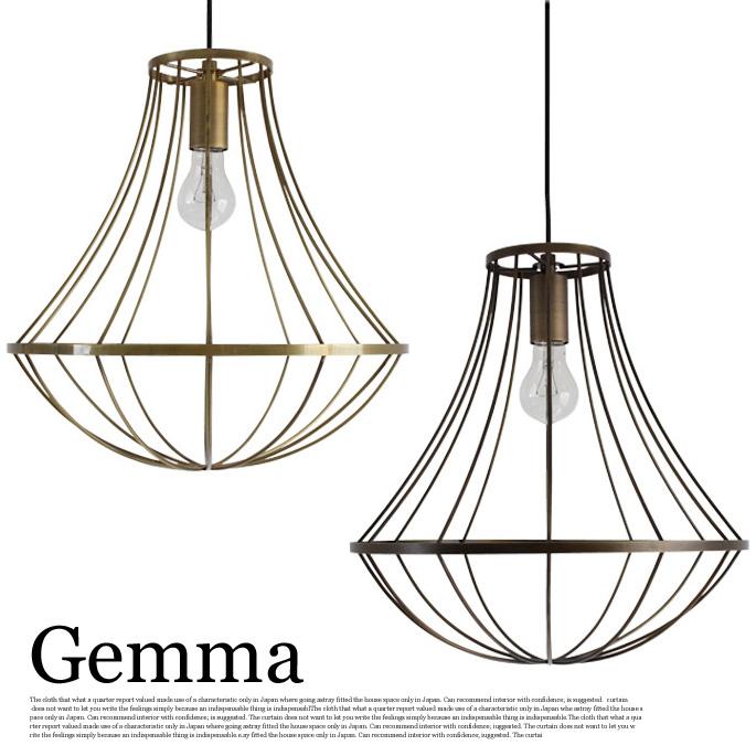 【送料無料】ジェンマ ペンダント Gemma pendant lamp ディクラッセ DI CLASSE LP3048GD/LP3048BR antique gold/antique brown ペンダントランプ 照明 天井照明 1灯スチール 真鍮 シンプル