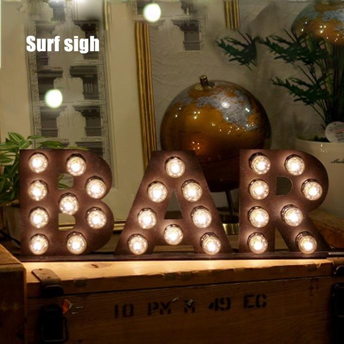 アートワークスタジオ ARTWORKSTUDIO サインランプ Sign Lamp BAR(サインランプ バー) AW-0400V 送料無料