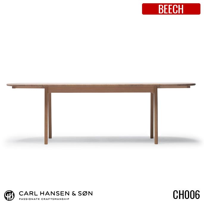 CH006 ダイニングテーブル BEECH(ビーチ) HANS J WEGNER(ハンス・J・ウェグナー) CARL HANSEN & SON(カールハンセン&サン) 送料無料
