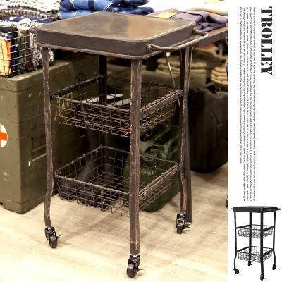 Torolley(トローリー) 収納ワゴン S255-55 DULTON(ダルトン) 送料無料