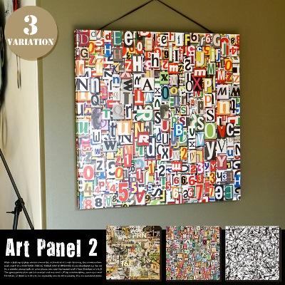 Art Panel2 (アートパネル2) JIG(ジェイアイジー)3タイプ 「Binkski」「Designed」「Sablegear」