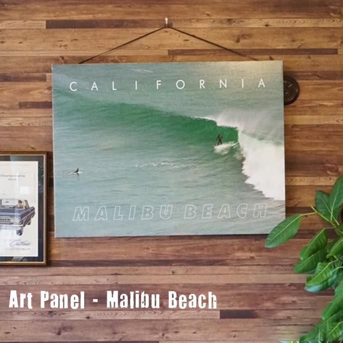 Interior Panel Malibu Beach(インテリアパネルマリブビーチ)IAP52146 JIG