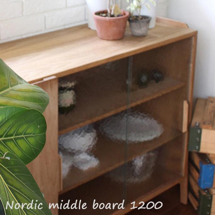 Nordic middle board 1200(ノルディックミドルボード1200) 送料無料