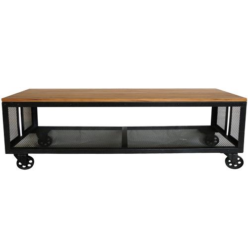 キャスター付にもアレンジが可能♪ BERARD MULTI TABLE(ベラードマルチテーブル) センターテーブル・コーヒーテーブル BIMAKES(ビメイクス)全2色(NA、BR) 送料無料