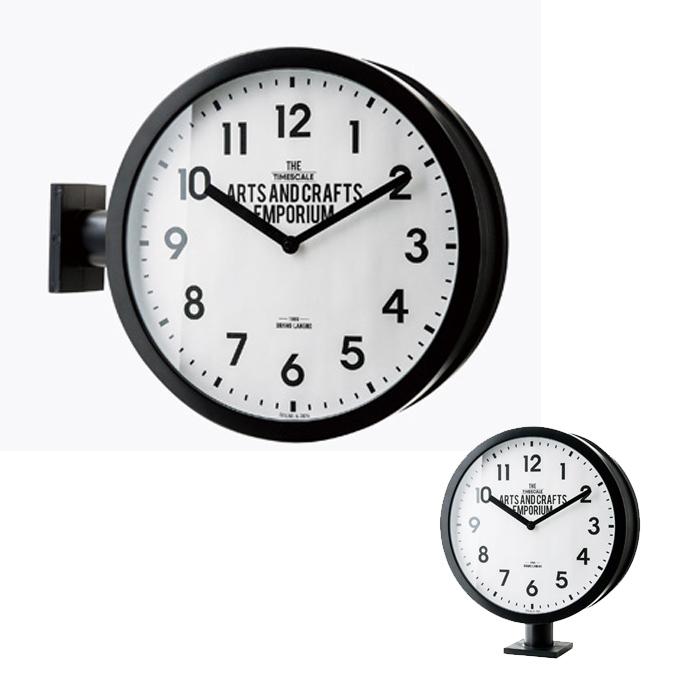 インターフォルム INTERFORM Robeston(ロベストン) 掛け時計・置時計 CL-2138 送料無料