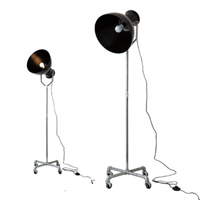 ハモサ HERMOSA HUNT FLOOR LAMP(ハントフロアランプ) CM-006 送料無料