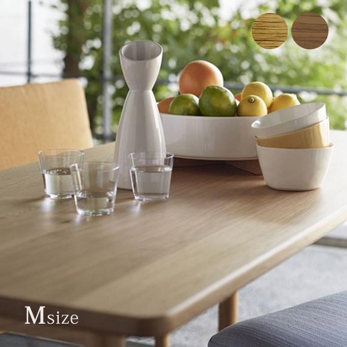 fluff dining table Msize フラッフ ダイニングテーブル Mサイズ SVE-DT005M オシャレインテリア おしゃれ リラックス くつろぎ ファミリー家具【送料無料】