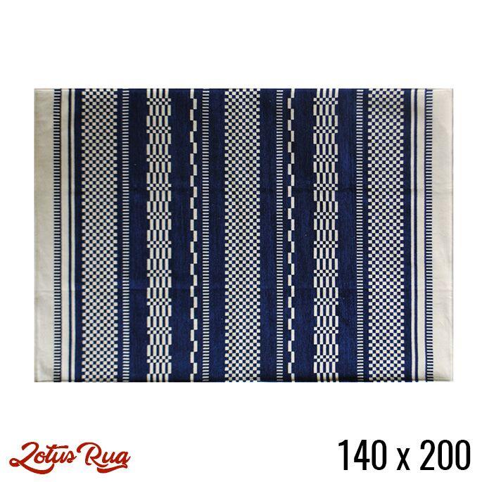ロータス Lotus rug 140x200MORIYOSHI ラグ 140 マット 絨毯 じゅうたん カーペット ゴブラン織 ホットカーペットカバー対応 水洗い可能 オールシーズン対応 ヴィンテージ レトロ インダストリアル 西海岸 おしゃれ