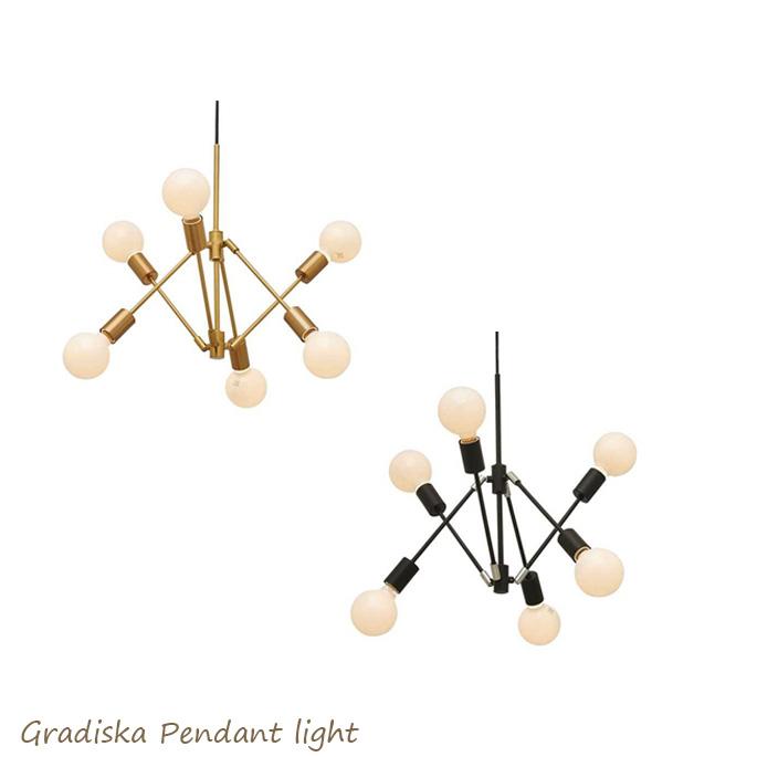 インターフォルム INTERFORM グラディスカ Gradiska LT-3525 シーリングライト 幅600mm 照明 天井照明 6灯シーリングライト 多灯照明 多灯照明 LED電球対応 ヴィンテージ ミッドセンチュリー 北欧 おしゃれ 新築 引っ越し