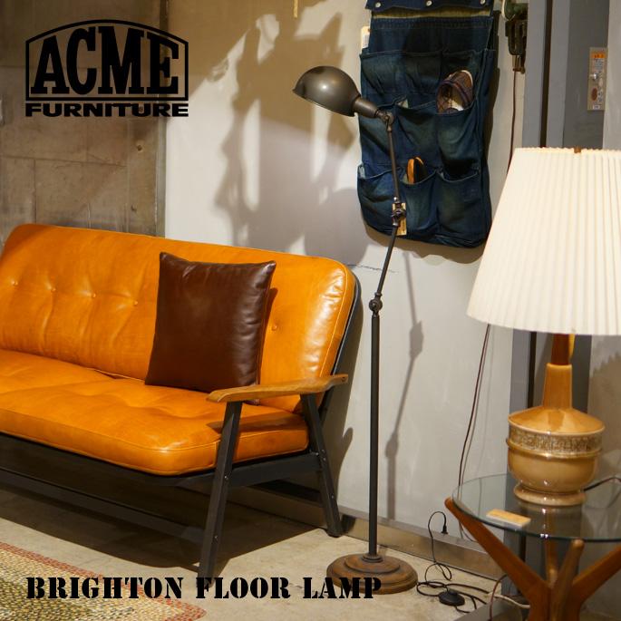 アクメ ファニチャー ACME Furniture ブライトンフロアランプ BRIGHTON FLOOR LAMP 19017970000270 照明 フロアーランプ カリフォルニア ヴィンテージ インダストリアル