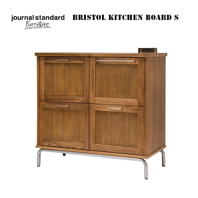 ジャーナルスタンダードファニチャー journal standard Furniture ブリストル キッチンカウンター S BRISTOL KITCHEN COUNTER S 19707960000770 収納 920mm 食器棚 キャビネット カリフォルニア ヴィンテージ インダストリアル
