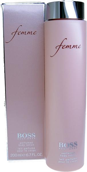 super specials sale online sale uk Hugo Boss boss femme body lotion 200 ml perfume Lady's