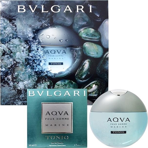 detailed look 80ec5 f8cc6 ブルガリアクアプールオムマリントニック 50 ml EDT perfume men