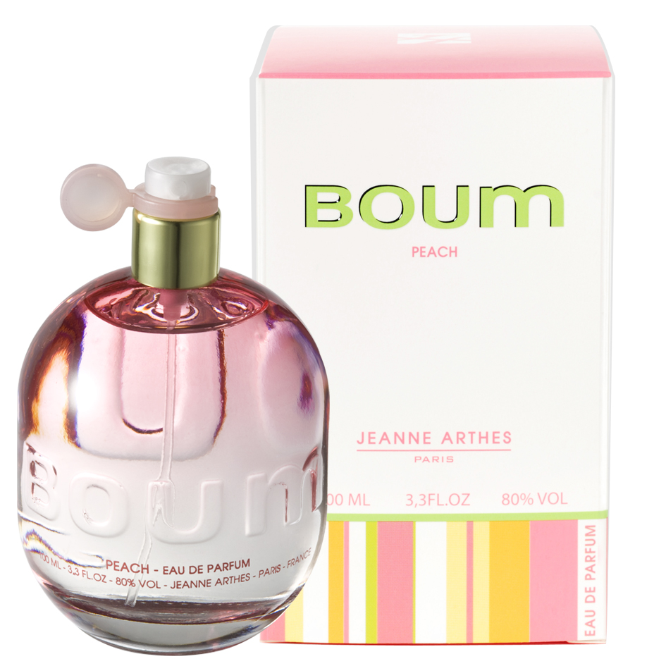 B Cat Jeanne Al Tess Buzz Buzz Peach 100 Ml Edp Aude Pal Femme