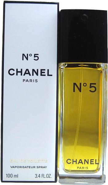 【送料無料】シャネル NO.5 オードトワレ 100ml (香水)【CHANEL】 【あす楽対応】香水 レディース