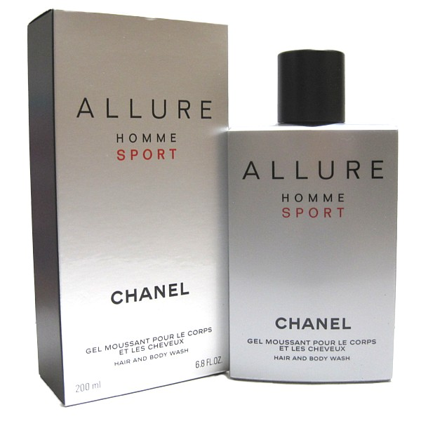 2d9d013c Chanel CHANEL アリュールオムスポーツヘア & bodywash 200 ml body care men