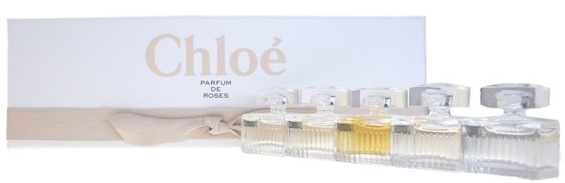 B Cat Mini Perfume Set Chloe Kuroe Pal Femme De Rose Perfume Ladys