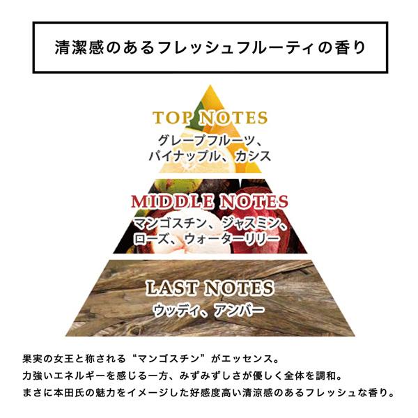 50 ml of road diamond KEISUKE HONDA road diamond by Keisuke Honda EDT SP B-CAT Keisuke Honda diamonds