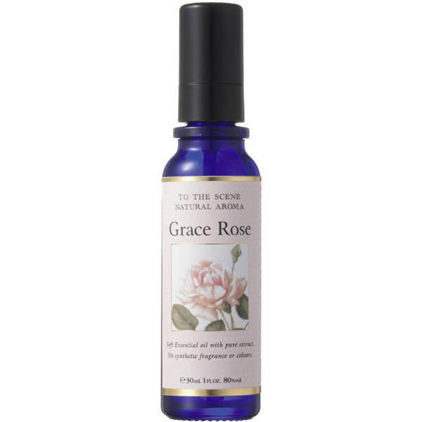 Aroma perfume spray Grace Rose 30 ml [TO THE SCENE] perfume