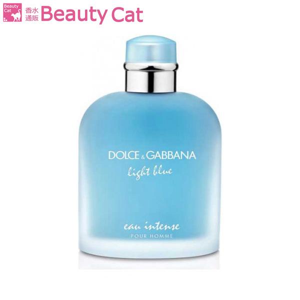 ドルチェアンドガッバーナ ライトブルー オーインテンス プールオム EDP スプレー 200ml ドルガバ D&G DOLCE&GABBANA【送料無料】【あす楽対応】香水 メンズ フレグランス