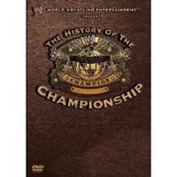 WWE ヒストリー・オブ・WWEチャンピオンシップ DVD