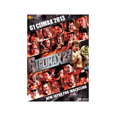 新日本プロレス 『G1 CLIMAX 2013』 DVD/Blu-ray
