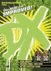 WWE D-Generation X ニュー・アンド・インプルーブド DVD