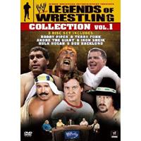 WWE レジェンド・オブ・レスリング Vol.1 DVD
